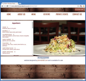 atlantic standard restaurant site